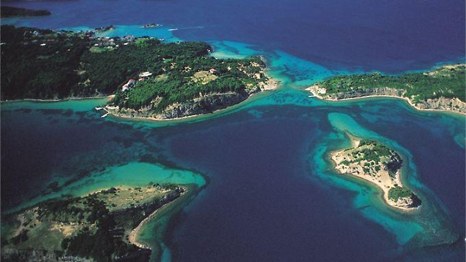 Inselparadiese und viele Naturparks: Kroatien ist für Urlauber ein attraktives Reisziel.