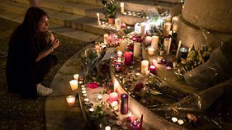 Terrorattacke in französischer Kirche: Ein Attentäter trug elektronische Fußfessel