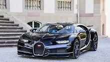 1500 PS für 2,4 Millionen netto: Chiron ist extremster Bugatti aller Zeiten
