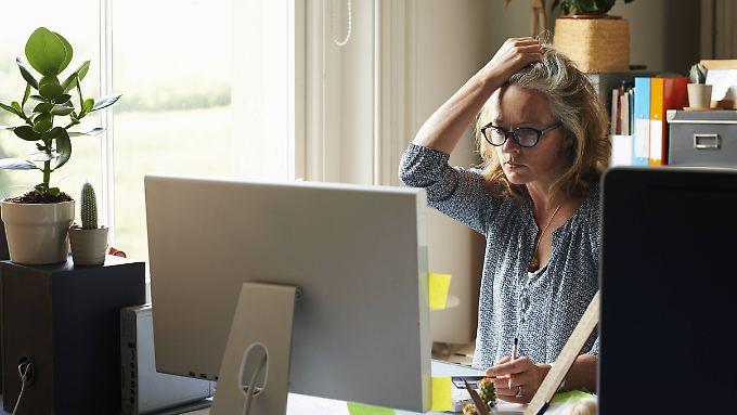 Online-Therapien können einen Ausweg aus psychischen Notlagen bieten.