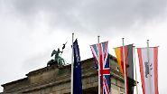 Zukunftssorgen nach Brexit-Votum: 250.000 Briten wollen nach Deutschland auswandern