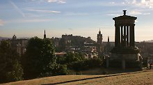 """""""Windy City"""" hat viel Charme: Ein Spaziergang durch Edinburghs Gassen"""
