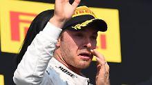 Stratege versus Naturtalent: Rosberg fährt gegen das Momentum