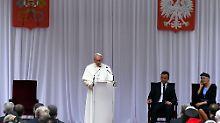 Terrorangst beim Weltjugendtag: Franziskus sieht die Welt im Krieg