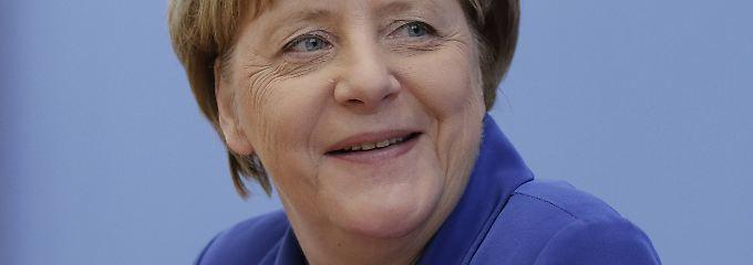 Rede zu einer verunsicherten Nation: Merkel ist aufregend unaufgeregt