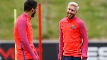 ++ Fußball, Transfers, Gerüchte ++: Argentinien arbeitet an Messi-Rückkehr