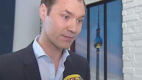 """Kampagnenberater Van de Laar: US-Wahlkampf: """"Es ist ein Rennen, das komplett offen ist"""""""