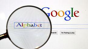 Milliardengeschäft Werbung: Geschäfte von Google-Mutter Alphabet laufen prächtig