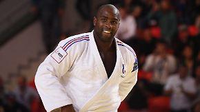 Olympia-Porträt: Teddy Riner, Judo