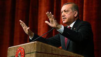 """Eine """"einmalige Geste"""": Erdogan lässt Klagen wegen Beleidigung fallen"""