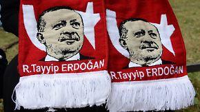 Sorge vor Eskalation bei Großdemo: Gerücht um Erdogans Erscheinen in Köln geht um