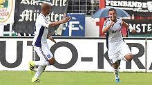 Köln demontiert Magdeburg in Liga 3: Osnabrück gewinnt Derby gegen Münster