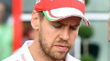 """Pressestimmen zum F1-Grandprix: """"Keine Hoffnung mehr für Ferrari"""""""
