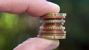 Niedrigere Neuverschulden als gedacht: Es geht aufwärts in der Staatskasse