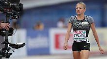 Olympiateilnahme abgelehnt: Online-Petition setzt sich für Stepanowa ein