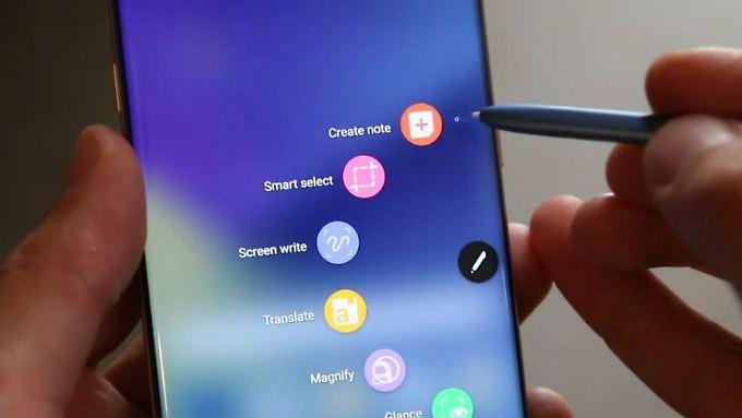Galaxy Note 7 vorgestellt: Das kann der neue König unter den Android-Smartphones