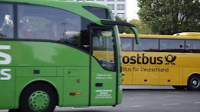 Kunden haben das Nachsehen: Flixbus schluckt nächsten Konkurrenten