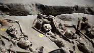 Putschisten in der Antike?: Massengrab in der Nähe von Athen entdeckt
