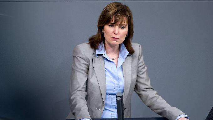 Petra Hinz ist seit 2005 Mitglied des Bundestags.