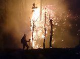 Feuerwehrmann stirbt: Deutscher auf La Palma in U-Haft
