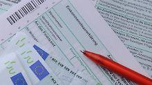 Die Experten sehen hinsichtlich der Steuern Reformbedarf.