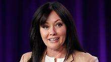 #reconstruction: Shannen Doherty erneut im Krankenhaus