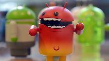 Malware in Apps: Hacker attackieren Android-Smartphones