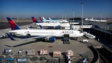 Ausfälle weiter möglich: Computer-Panne von Delta Airlines behoben