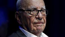 Digital passt's bei Murdoch: News Corp überrascht mit Wachstum