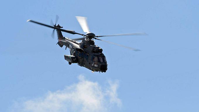 Ein Eurocopter EC-725 Caracal von Airbus.