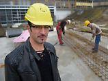 Firmenchef Gökhan Kilic: Seit einigen Jahren ist der Kurde Bauunternehmer im ostthüringischen Gera mit derzeit 13 Beschäftigten.
