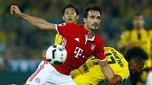 Doppelter Clou des FC Bayern: Der BVB leidet an der Hummels-Wunde