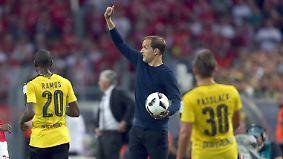 """Bayern bezwingt Dortmund im Supercup: Tuchel: """"Keine verdiente Niederlage"""""""