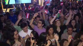 450.000 Kondome verteilt: Olympisches Dorf wird zur Party-Zone