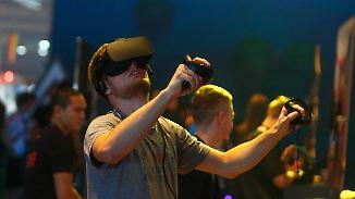 VR-Brillen und Retrospiele: Gamescom präsentiert neueste Trends