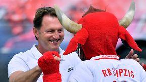 Kräftige Geldspritze von Red Bull: Aufsteiger RB Leipzig startet ambitioniert in neue Saison