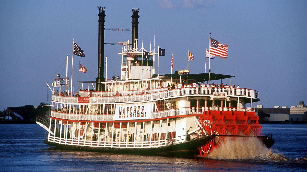Raddampfer Auf Dem Mississippi Neue Kreuzfahrten Geplant