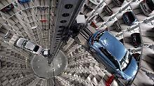 Streit mit Lieferanten: VW prüft Kurzarbeit an vier Standorten