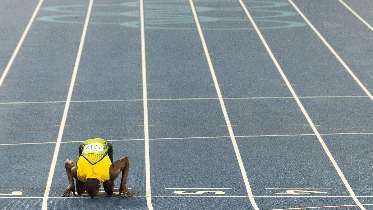 Bolt der gr te unter den gr ten noch 100 meter bis for Wohnlandschaft unter 3 meter