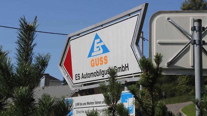 Die ES Automobilguss GmbH hat ihren Sitz im sächsischen Schönheide.