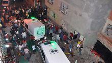 Attentäter soll ein Kind gewesen sein: Explosion tötet Dutzende Hochzeitsgäste in Gaziantep