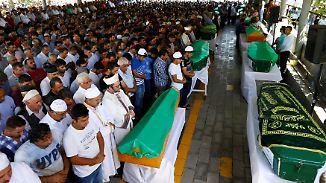 Über 50 Tote in Gaziantep: Wer sind die Hintermänner des Anschlags?