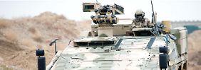 Großauftrag für Rüstungsindustrie: Litauen kauft 88 deutsche Radpanzer