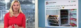 n-tv Netzreporter: Soziale Netzwerke amüsieren sich über #Hamsterkäufe