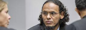 Weltkulturerbe in Timbuktu: Islamist bedauert Zerstörungswut vor Gericht