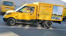 Streetscooter auf dem Vormarsch: Logistikriese zeigt, wie Elektromobilität geht