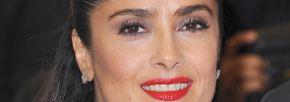 Lass mich an deinen Zehen lecken: Femme Fatale Salma Hayek