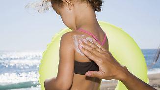 Sonnenschutz nicht vernachlässigen: Wetter bleibt bis zum Wochenende traumhaft schön
