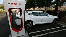 Der Autopilot in der Tesla Limousine Model S hat versagt.
