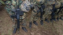 """Bei der Panzergrenadierbrigade 41 """"Vorpommern"""" in Torgelow"""